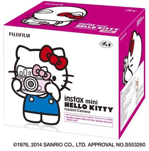 Fujifilm Instax Hello Kitty Instax Mini Camera