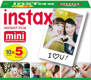 Instax mini 8 instant film 10 pack