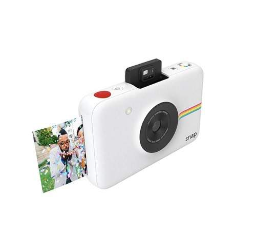 polaroid snap instant camera and film